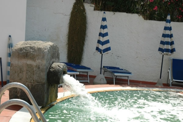 Hotel Park Victoria - Piscina Scoperta